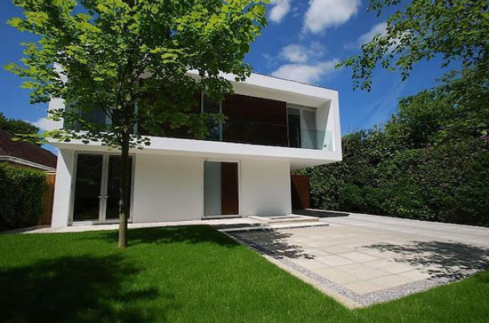 Four-bedroom contemporary modernist property in Penn, Hertfordshire