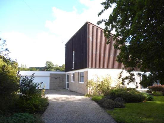 On the market: 1970s architect-designed modernist property in Huddersfield, West Yorkshire