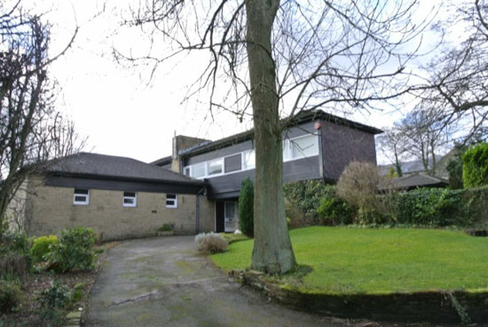On the market: 1960s four-bedroom property in Huddersfield, West Yorkshire