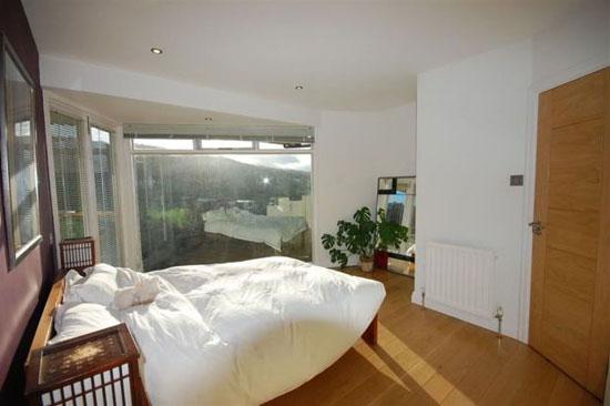 1960s four bedroom hillside house for sale in Almondbury, Huddersfield, West Yorkshire