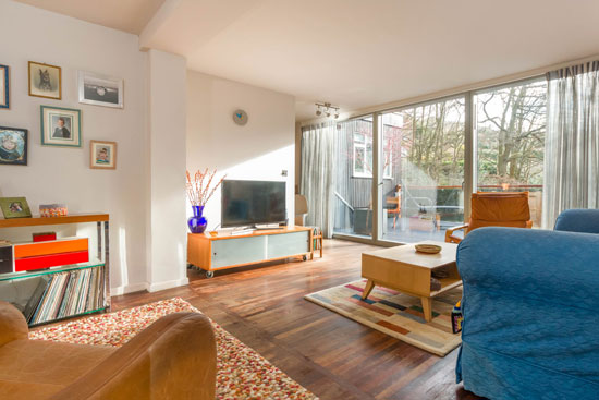 1960s midcentury modern property in Huddersfield, West Yorkshire