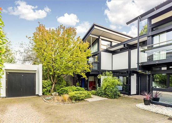 On the market: Five-bedroom Huf Haus in Dulwich Village, London SE21