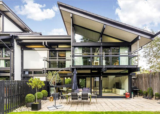 on the market five bedroom huf haus in dulwich village london se21