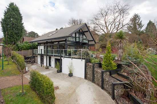 On the market: Four-bedroom Huf Haus in Forest Row, East Sussex