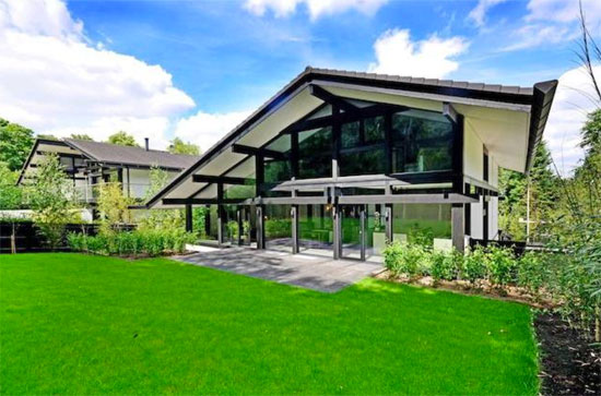 On the market: Five-bedroom Huf Haus in Kingston Vale, London SW15