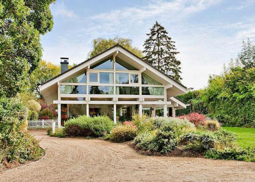 On the market: Five-bedroomed Huf Haus in East Horsley, Surrey