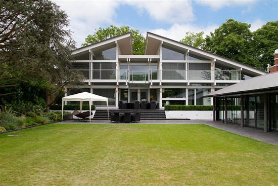 On the market: Five bedroom Huf Haus in Hornchurch, Essex