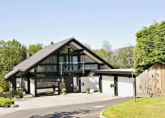 On the market: Five-bedroom Huf Haus in Chilworth, Hampshire