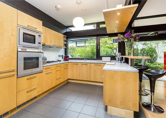 Five-bedroom Huf Haus in Dulwich Village, London SE21