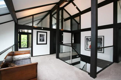 Five-bedroomed Huf Haus in Oxshott, Surrey