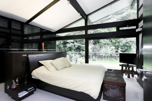 Four-bedroomed semi-detached Huf Haus in London SW15