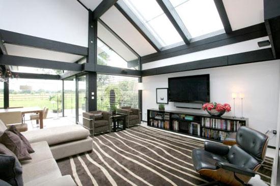 Five bedroom Huf Haus in Oxshott, Surrey