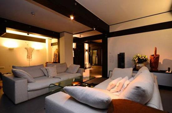 Five-bedroom modernist Huf Haus in Kingston Vale, Surrey