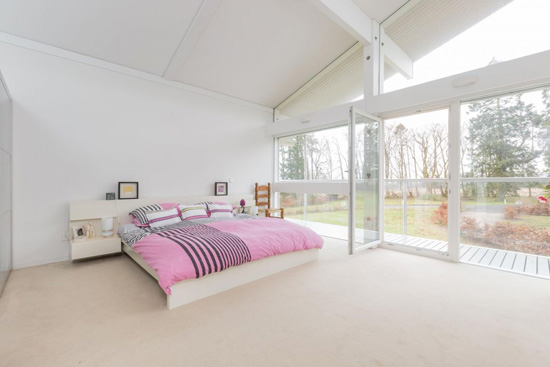 Huf Haus for sale: Five-bedroom property in West Linton, near Edinburgh, Scotland