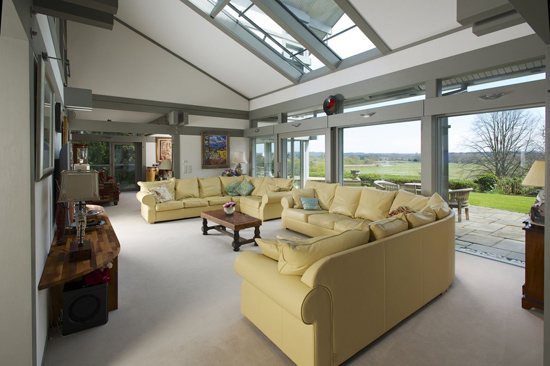 Win a Huf Haus in Avon Place, Hampshire with a raffle ticket