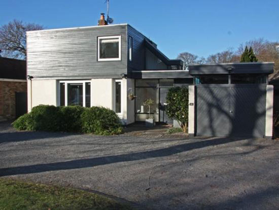 On the market: 1960s two-bedroom detached property in Hutton, Essex