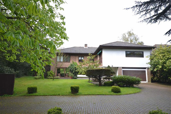 On the market: Award winning 1960s five-bedroom property in Mill Hill, London NW7