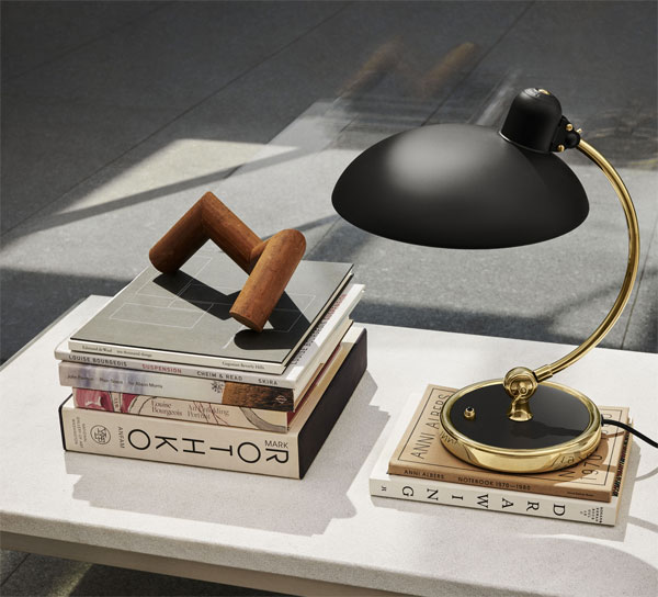Bauhaus centenary: Kaiser Idell table lamp reissue