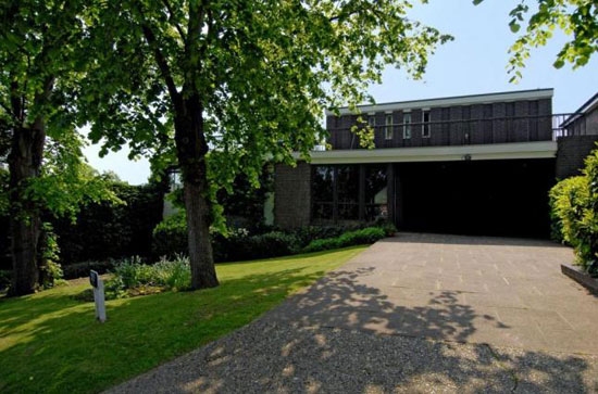 On the market: Five-bedroom 1960s modernist house in Loughton, Essex