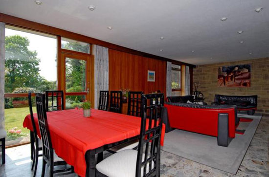 Five-bedroom 1960s modernist house in Loughton, Essex