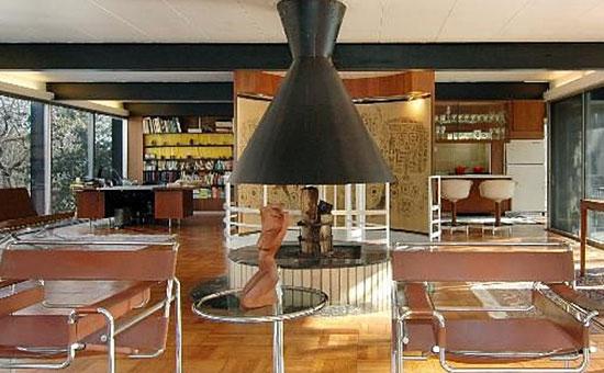1960s Jack Viks-designed modernist property in Lake Forest, Illinois, USA