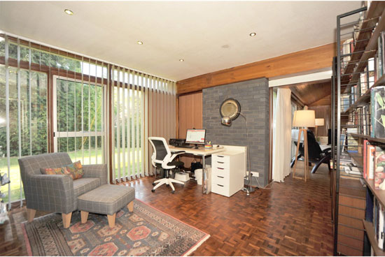 1960s modernism: Design Planning Associates-designed property in Ingatestone, Essex