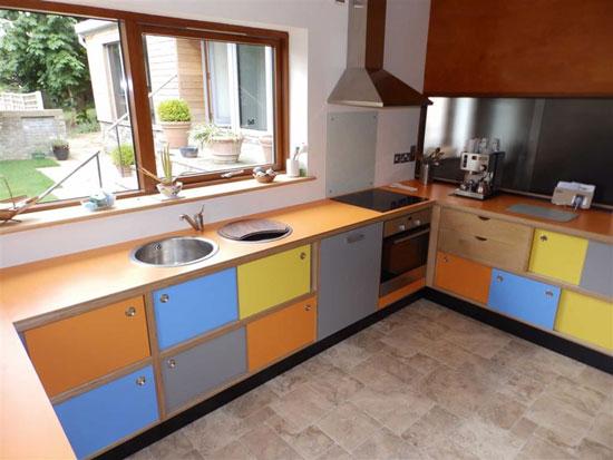 1960s Modernism: Split Level Property In Playford, Suffolk