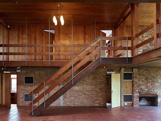 1960s Birkin Haward-designed six-bedroom house in Ipswich, Suffolk