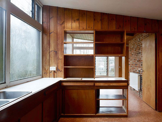 1960s Birkin Haward-designed six-bedroom house in Ipswich, Suffolk