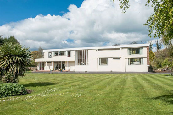 On the market: 1970s George McDermott-designed Cultra house in Holywood, Northern Ireland