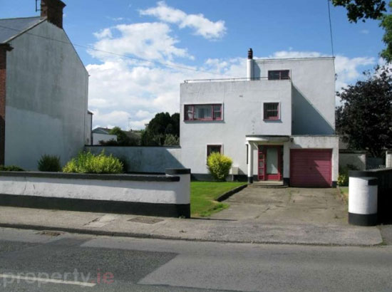 In need of renovation: The White House 1930s art deco property in Skerries, Co. Dublin, Ireland