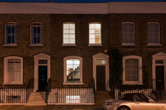 David Adjaye-designed Victorian terraced property in London N1