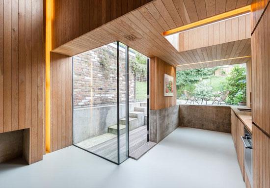 David Adjaye-designed Victorian terraced property in London N1