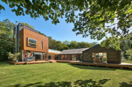 Grand Design for sale: The Tree House four bedroom property in Binstead, Isle of Wight
