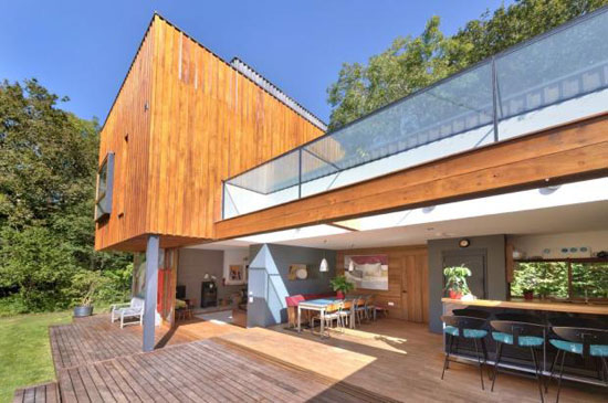 The Tree House four bedroom property in Binstead, Isle of Wight