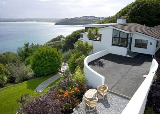 Five bedroom seaside property in St Ives, Cornwall