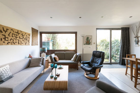 On the market: 1960s Harley Sherlock-designed modernist property in London N6