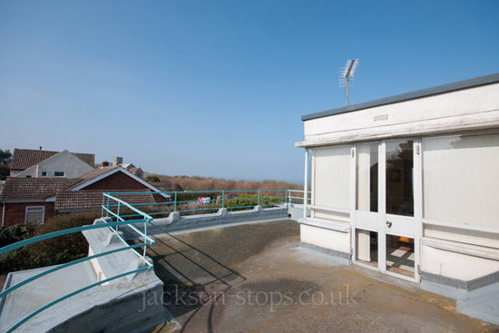 The Lantern W. F. Tuthill-designed art deco property in West Runton, Norfolk