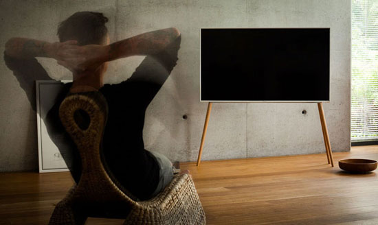 Midcentury modern TV stands by JALG