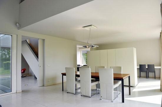 Jan Veelaert-designed modernist property in Kontich, Antwerp, Belgium