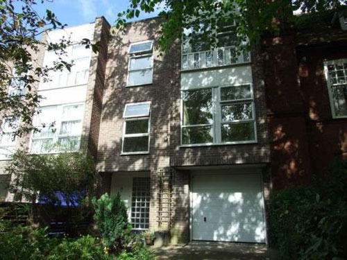 On the market: 1960s three-bedroomed town house in Jesmond Park East, Newcastle Upon Tyne