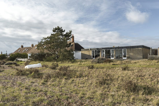 1970s John Penn modernist property in Woodbridge, Suffolk