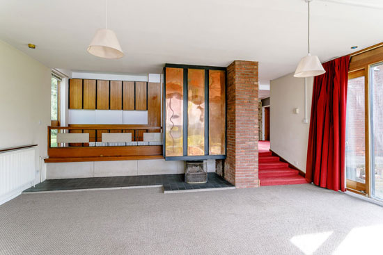1960s time capsule house in Lincoln, Lincolnshire