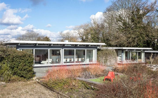 John Winter New Hill modernist property in Medstead Hampshire