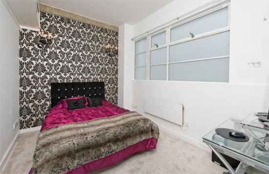 Two-bedroom apartment in the art deco Wallis Building, St John's Wood, London NW8