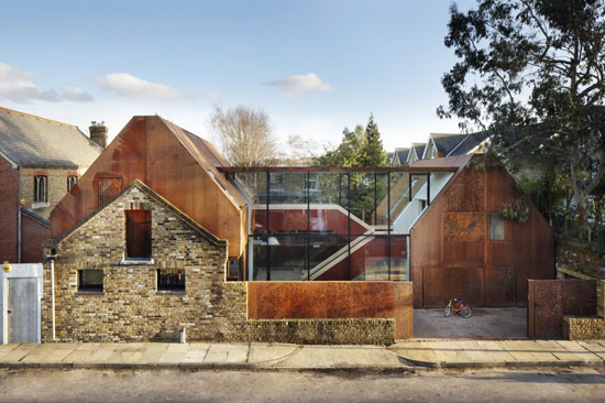 Grand Designs: Kew House in Richmond Upon Thames