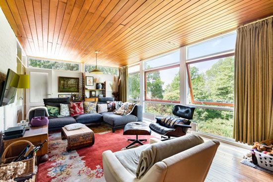 1960s Roy Hickman modern house in Keston, Kent