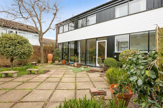 1960s modern house in High Kingdown, Bristol