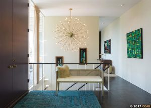 1960s midcentury modern: Edward Killingsworth-designed Spauldiong House in Oakland, California, USA