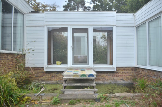 In need of renovation: Tioga 1960s modernist property in Keston, near Bromley, Kent
